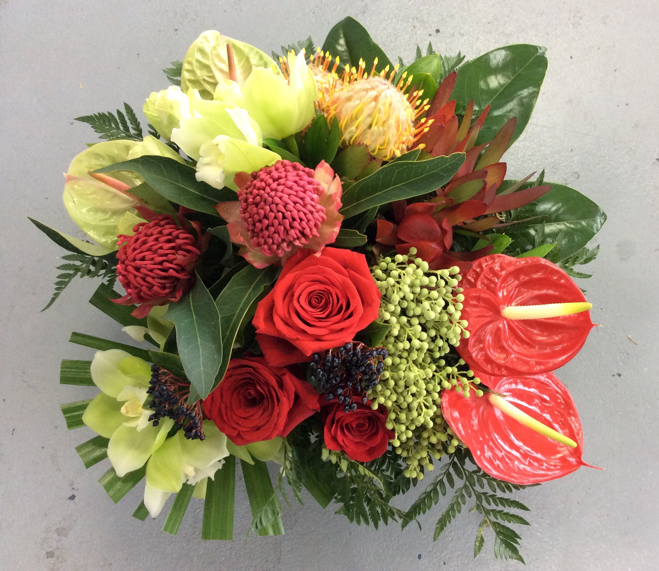 condolence Flowers Supplier in Orewa